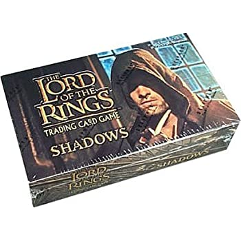 LOTR TCG Shadows Aragorn Starter Deck Box SEALED