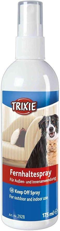 Trixie Repelente Keep Off Spray Gatos y Perros, 175 ml: Amazon.es: Productos para mascotas