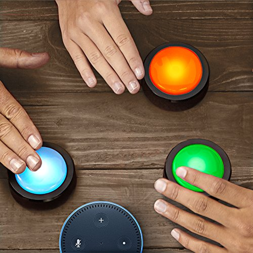 Large Product Image of Echo Buttons, an Alexa Gadget (2 Pack)