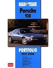Road & Track Porsche 928 Portfolio 1977-1994