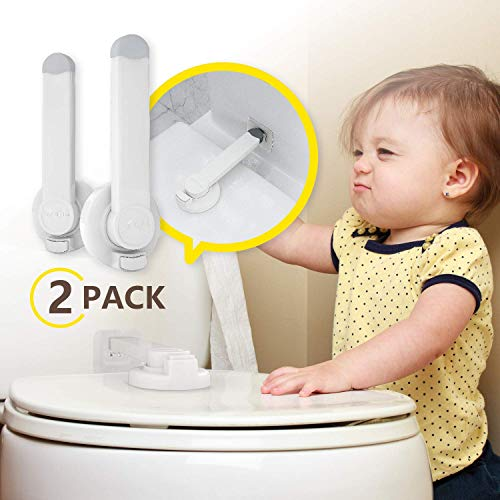 Baby Proofing Swing Shut Toilet product image