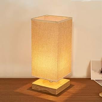 surpars house minimalist solid wood table lamp bedside desk lamp. Black Bedroom Furniture Sets. Home Design Ideas