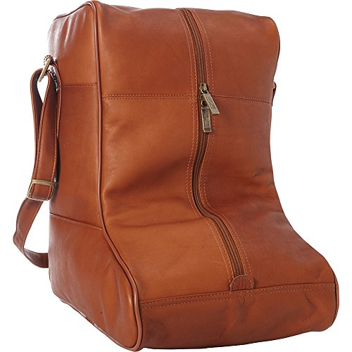 Claire Chase Ranchero Boot Bag, Saddle ()