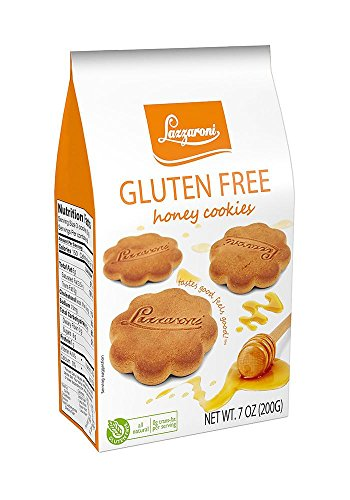 Lazzaroni Gluten-Free Shortbread Biscuits - Cocoa Chocolate Chip (7 ounce) -