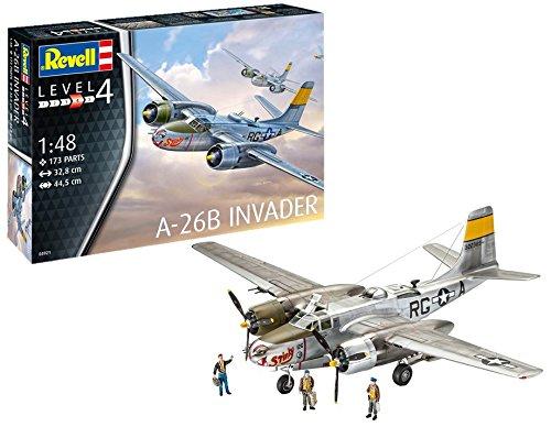 (A-26B Invader 1:48 Revell Model Kit)