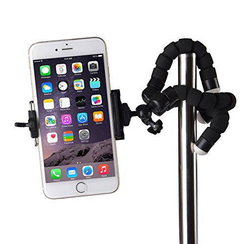 digiant zd001 01 tripods flexible octopus cell phone camera selfie stick sta. Black Bedroom Furniture Sets. Home Design Ideas