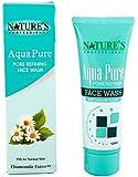 Nature Essence Aqua Pure Pore refining Face Wash (Green)