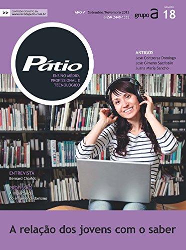 Revista Ensino Médio, Profissional e Tecnológico 18: A relação dos jovens com o saber (PMPT)