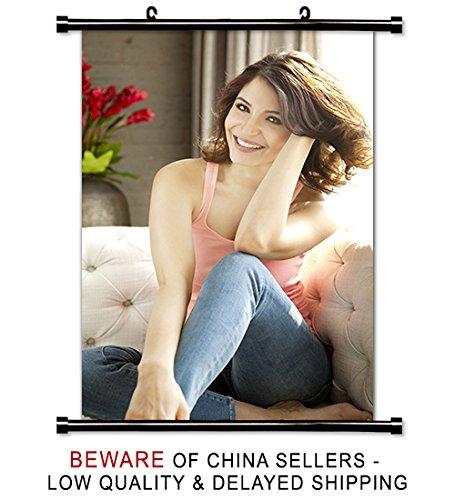 Anushka Sharma Actress Wall Scroll Poster (32x48) Inches ()