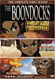 BOONDOCKS: COMPLETE FIRST SEASON (3PC)/ (WS)(北米版)(リージョンコード1)[DVD][Import]