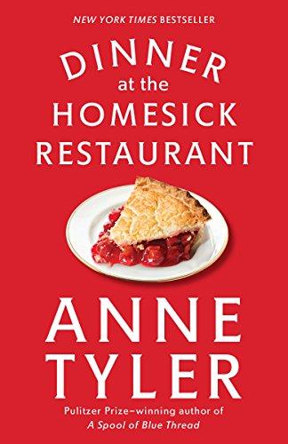 Dinner at the Homesick Restaurant: A Novel cover