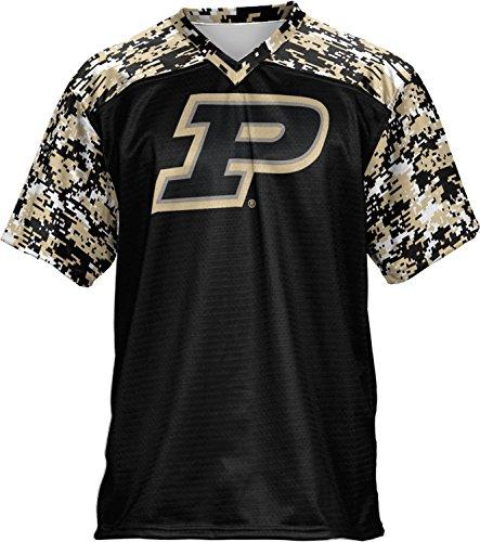ProSphere Men's Purdue University Digital Football Fan - Indiana Lafayette Shopping