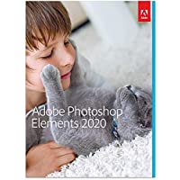 Deals on Adobe Photoshop Elements 2020 PC/Mac Disc