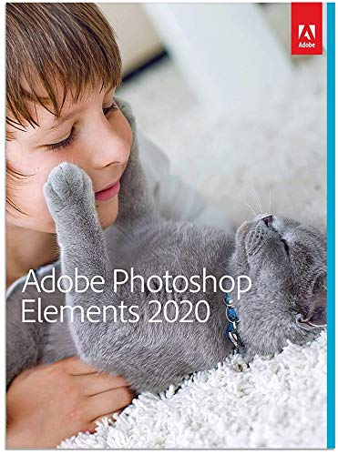 Adobe Photoshop Elements 2020 [PC/Mac Disc]