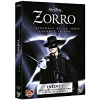 Zorro - L'intégrale des saisons 1 à 3 - coffret