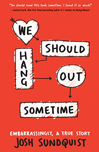 Amazon we should hang out sometime embarrassingly a true look inside this book we should hang out sometime embarrassingly a true story by sundquist josh kindle app ad fandeluxe Gallery