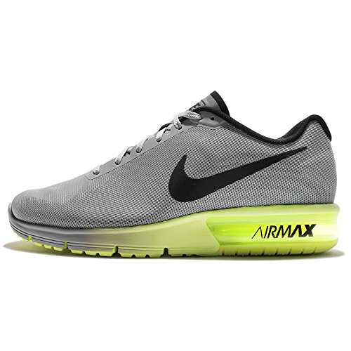 Max Wolf Volt Men Shoes 013 Black Running Nike 's Sequent Grey Air 0xt7q7wFR