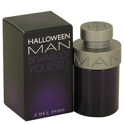 Hállówéén Man Beware Of Yourself Cologne by Jósé Dél Pózó 0.13 oz Mini -