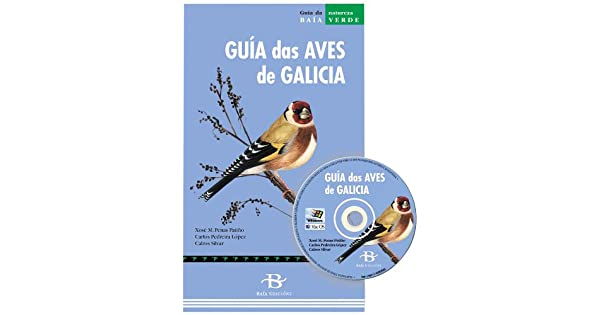 Amazon.com: Guía das aves de Galicia (9788496128699): Carlos ...