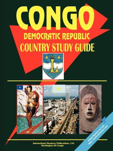 Congo, Democratic Republic Country Study Guide (World Country Study Guide Library)