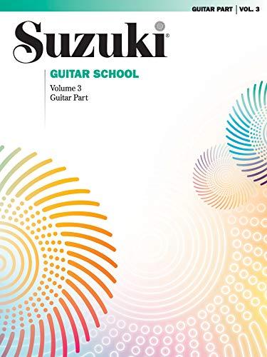 Suzuki Guitar School, Vol 3: Guitar Part