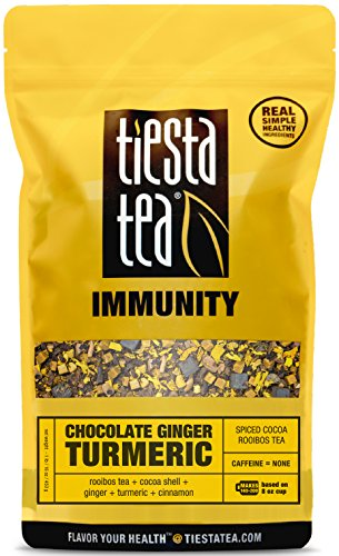 Tiesta Tea Flavors| Caffeine Free | Loose Leaf Herbal Tea Immunity Blend