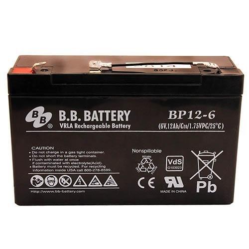 LGT45937 - LiteBox Sealed Lead Acid Battery (Battery Litebox Streamlight)