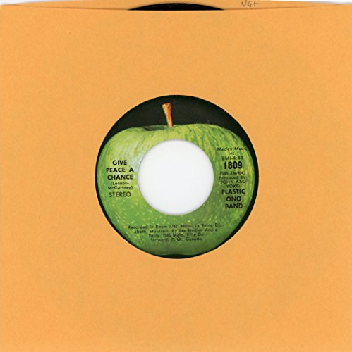 give peace a chance 45 rpm single