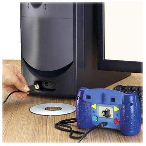 Fisher-Price - Kid-Tough Cámara Digital (Azul) (Mattel): Amazon.es: Juguetes y juegos