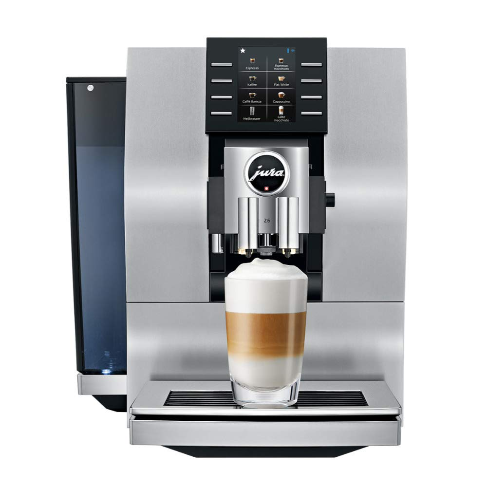 Jura Z6 Automatic Coffee Machine, Aluminum (Renewed) by Jura