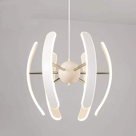Amazon.com: CTO Iluminación Lámpara de araña Inform Moderna ...