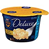 Kraft Macaroni & Cheese Deluxe White Cheddar Single Serve Cup, 2.39 Ounce (Pack of 10)