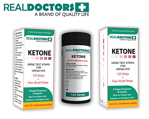 DOCTORS Urinalysis Diabetes Ketogenic Accurate product image