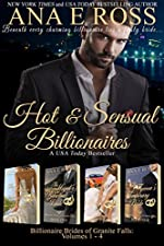 Hot & Sensual Billionaires: Billionaire Brides of Granite Falls Complete Collection