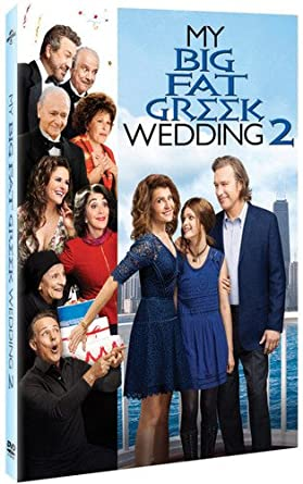 My Big Fat Greek Wedding 2.My Big Fat Greek Wedding 2 Amazon Co Uk Dvd Blu Ray