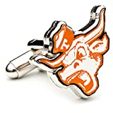 Vintage Longhorns Cufflinks Novelty 1 x 1in
