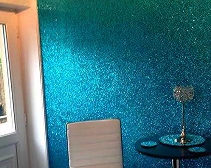 Colori Pareti Azzurro : Dazzling colore: azzurro 3 materiale da parete in tela con
