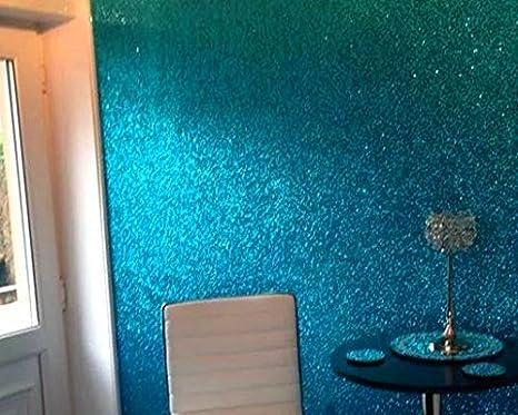 Colori Pareti Azzurro : Dazzling colore azzurro materiale da parete in tela con