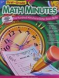 Math Minutes, 1st Grade, Books Central