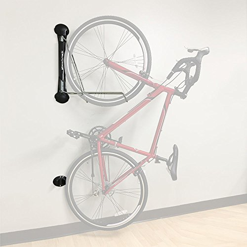 - Steadyrack Classic Rack - Wall-Mounted Bike Storage Solution