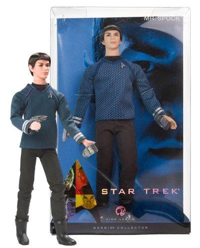 Ken as Mr. Spock ~12.25