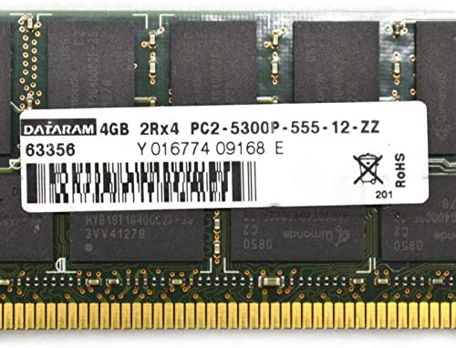 32GB 8X4GB Server Memory RAM ECC 2RX4 DDR2 667MHZ PC2-5300P