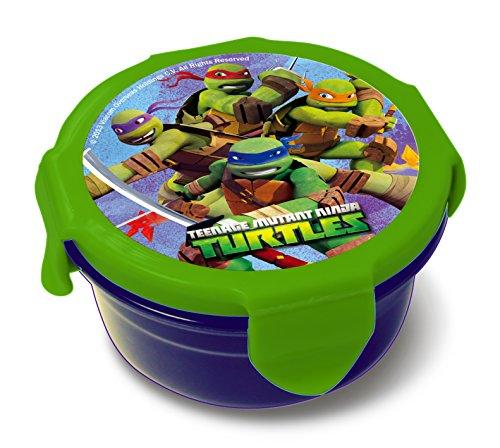 Teenage Mutant Ninja Turtles Snack Pot, Multi-Colour