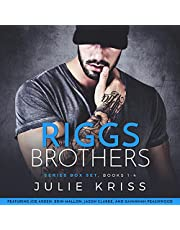 Riggs Brothers: The Complete Series: 4 Book Box Set