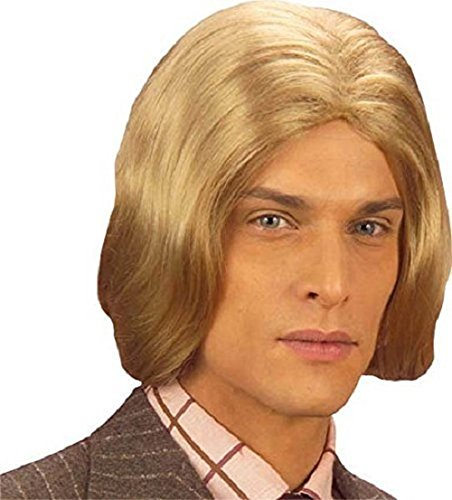 Amadeus Blonde Wig For Hair Accessory Fancy Dress