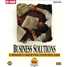 Business Solutions: 43 Programs to Make Your Business Easier [ Macintosh ]