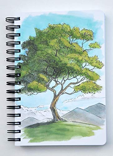 Notebook Planner SohoSpark Writing Designer product image