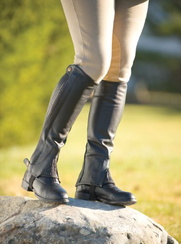 Millstone Adult Leather Half Chaps