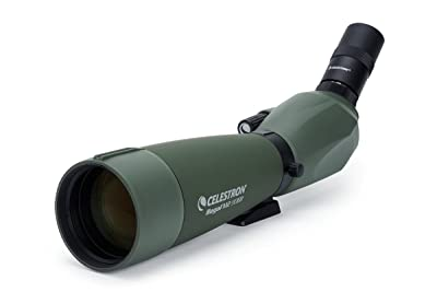 Celestron 52312 Regal M2 LER 27x80 ED Spotting Scope (Olive Green)