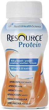 Nestle – Alimentos Resource® proteína Drink albaricoque, 200 ...